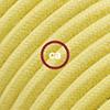 cotone giallo pastello