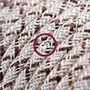 lino cotone corteccia losanga