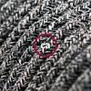 lino cotone onyx glitter