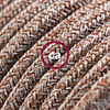 lino cotone rost glitter