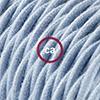 cotone oceano trecciato